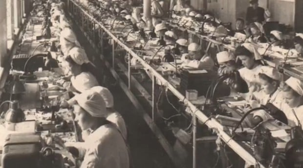 Chistopol Factory in the 1940's