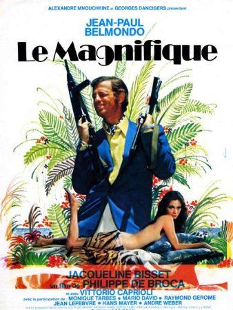 Le Magnifique Movie Poster