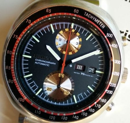 Seiko 6138 UFO / Yachtman Reference Guide 28