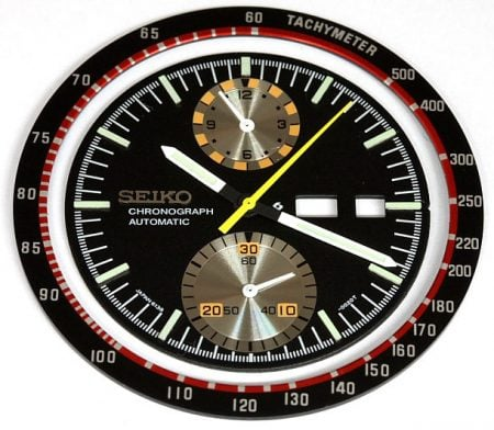 Seiko 6138 UFO / Yachtman Reference Guide 26