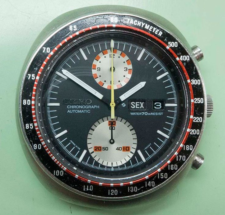 Seiko 6138 UFO / Yachtman Reference Guide | Vintage Watch Inc
