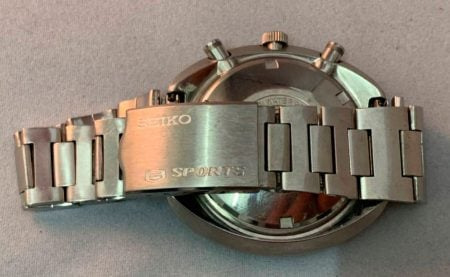 Seiko 6138 UFO / Yachtman Reference Guide 51