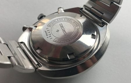 Seiko 6138 UFO / Yachtman Reference Guide 48