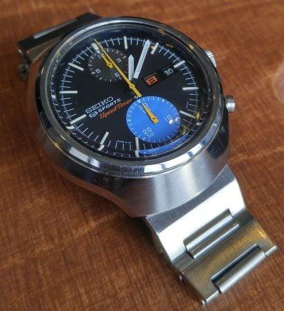 Seiko 6138 Vintage Chronographs Guide 1