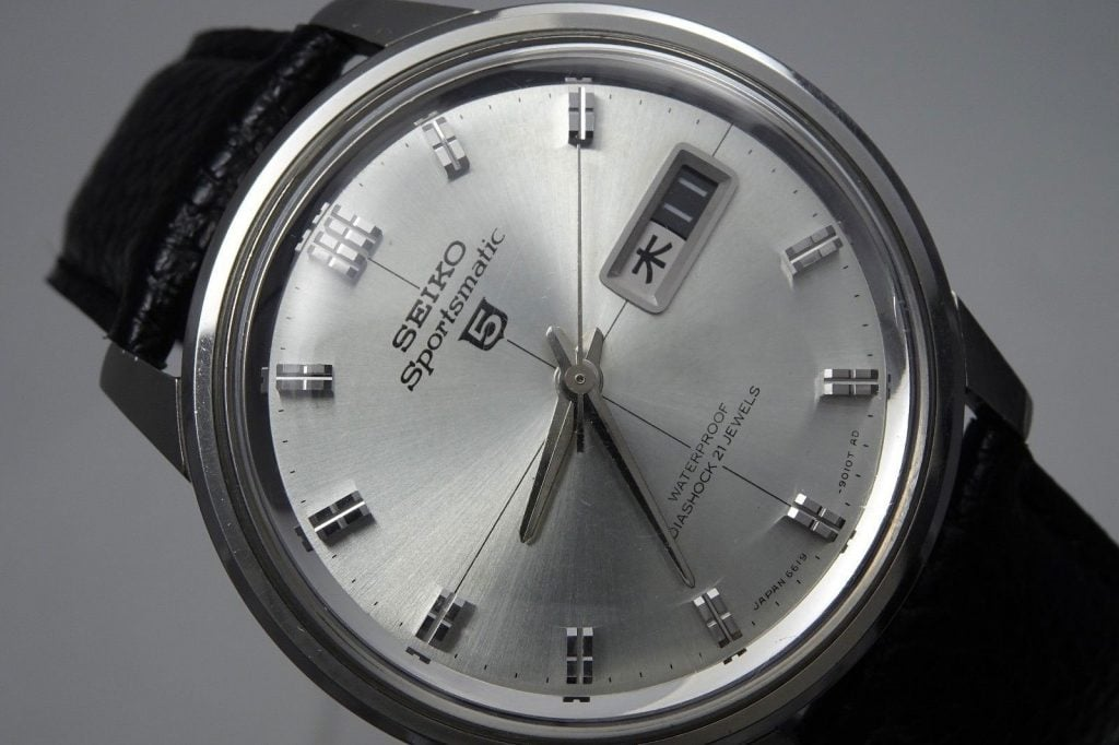 Seiko 5 Sportsmatic