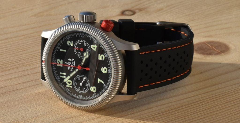 Poljot Watches: the Flagship of Soviet Watch Brands 13