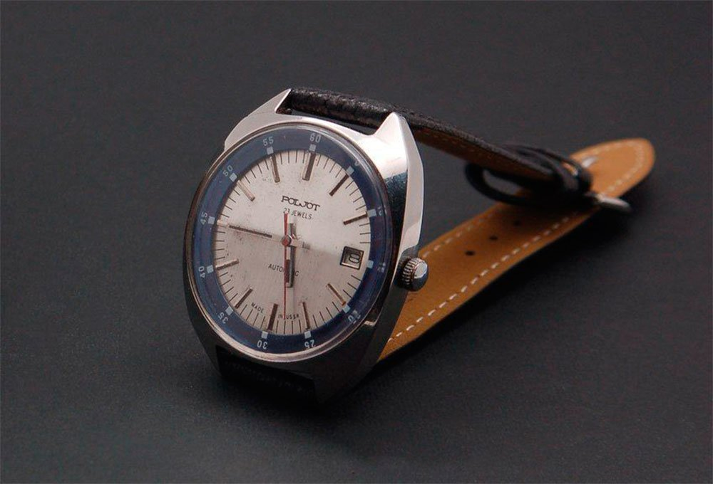 Poljot Watches: the Flagship of Soviet Watch Brands 4