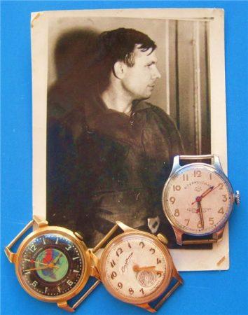 Sturmanskie and Sputnik watches