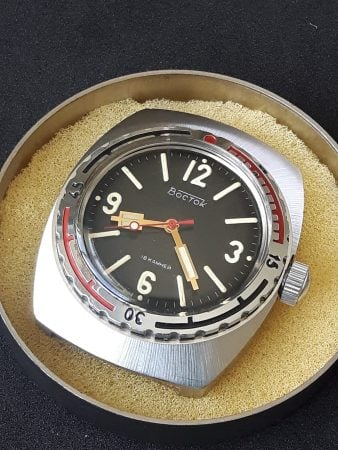 Vostok NVCh-30 History & Reference Guide 20