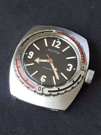 Vostok NVCh-30 History & Reference Guide 21