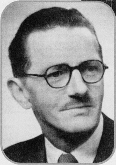 John Harwood portrait