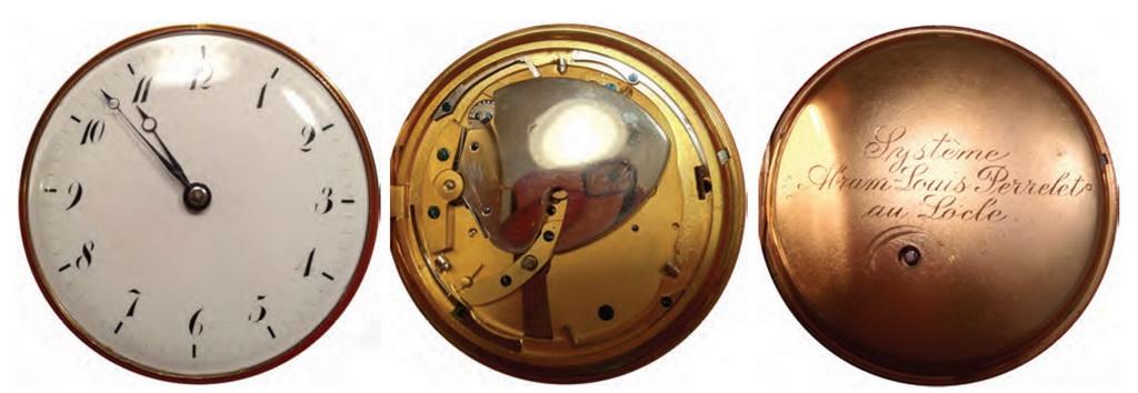 Perrelet self-winding watch