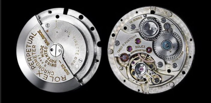 Rolex 620 movement